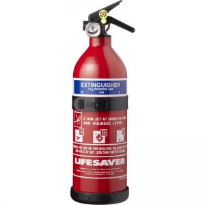 کپسول آتش نشانی خودرو