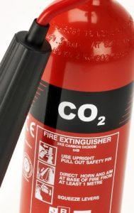 شارژ کپسول آتش نشانی co2